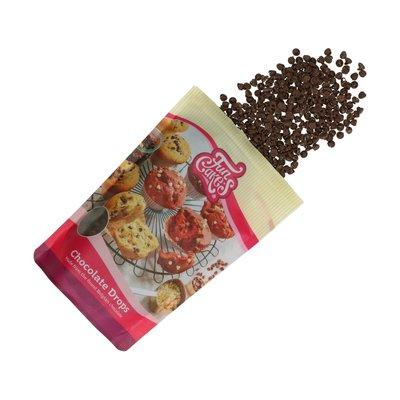 FunCakes Chocolade Drops Puur 350g