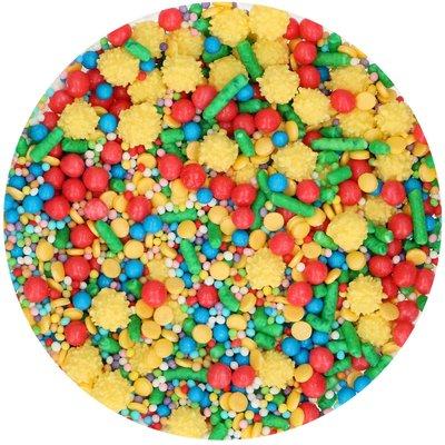 FunCakes Sprinkle Medley -Circus- 65g