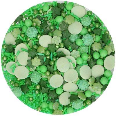 FunCakes Sprinkle Medley -Green- 65g