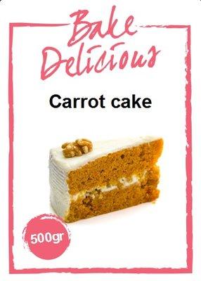Bake Delicious Carrot Cake 500g