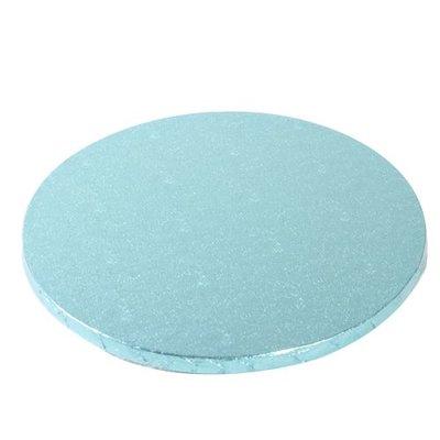 FunCakes Cake Drum Rond Ø25cm -Baby Blauw-