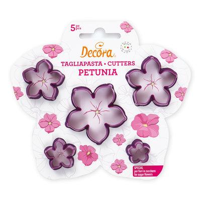 Decora Uitstekers Petunia Set/5