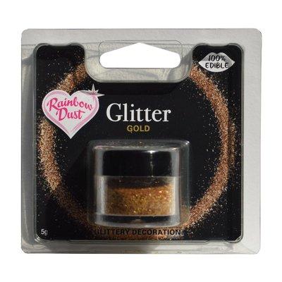 RD Edible Glitter -Gold- 5g