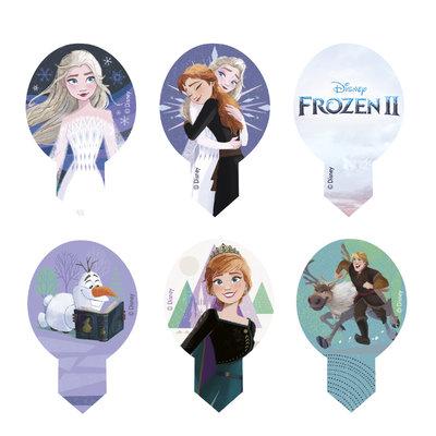 Dekora Frozen Eetbare Cupcake Toppers 20st