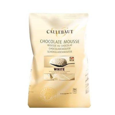 Callebaut Chocolade Mousse Wit 800g