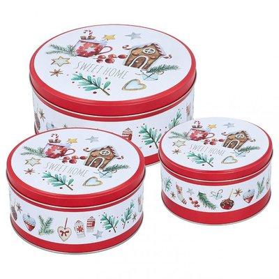 Birkmann Sweet Home Cake Tin Set/3