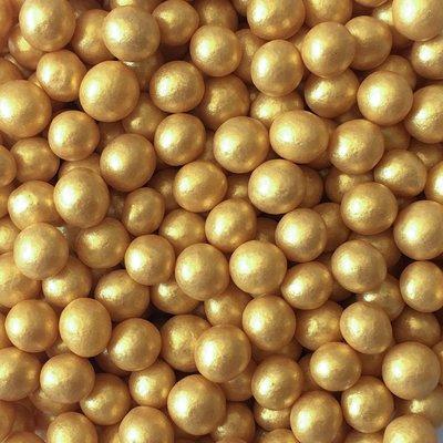 BAKD Gold Shimmer Pearls 4mm 70g
