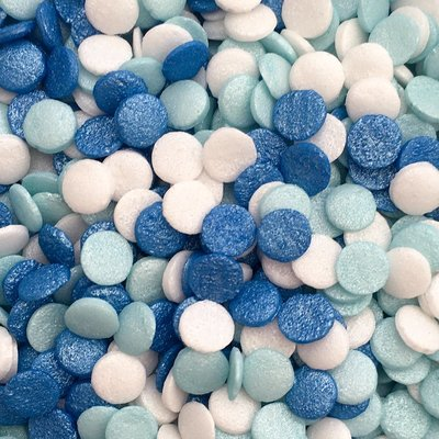 BAKD Happy Blues Shiny Confetti 60g