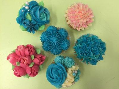 Workshop Cupcakes met Toeven