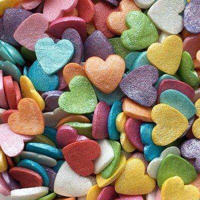 BAKD Heart to Hearts Confetti 60g