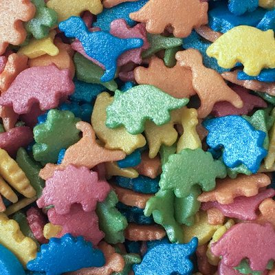 BAKD Dear Dino's  Confetti 50g
