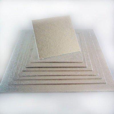 FunCakes Cake Board Vierkant 12,5 x 12,5cm