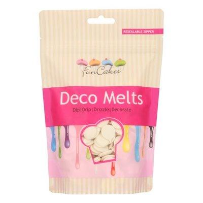 FunCakes Deco Melts -Extreme White- 250g