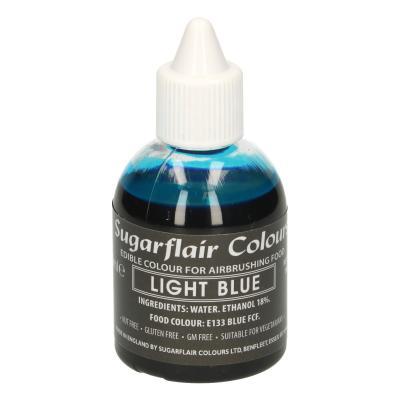 Sugarflair Airbrush Kleurstof Licht Blauw 60ml
