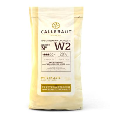 Callebaut Chocolade Callets -Wit- 1kg