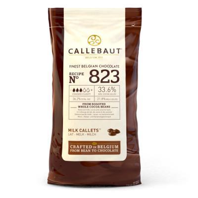 Callebaut Chocolade Callets -Melk- 1 kg
