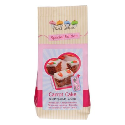 FunCakes Special Edition Mix For Carrot Cake 500g