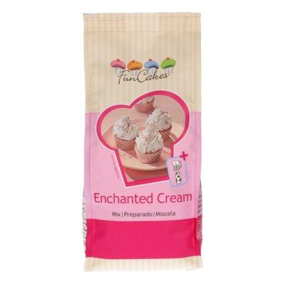 Funcakes mix voor enchanted cream choco 450gr