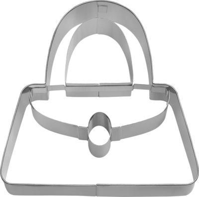 Birkmann Handbag cookie cutter 10cm
