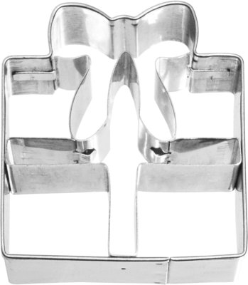 Birkmann Gift Cookie cutter 6,5cm