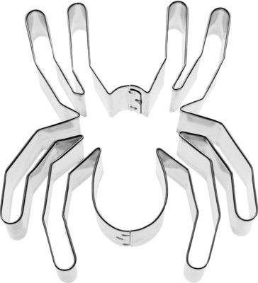 Birkmann Spider cookie cutter 9cm