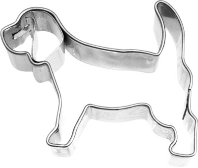 Birkmann Beagle cookie cutter 5cm
