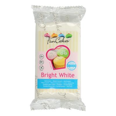 FunCakes Rolfondant Bright White - 250g