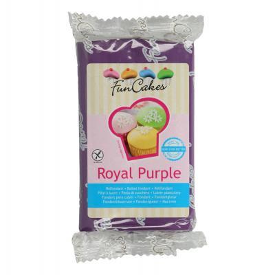 FunCakes Rolfondant Royal Purple -250g