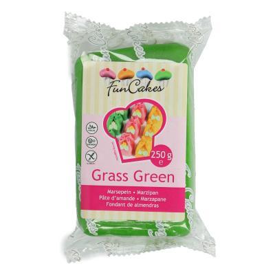 FunCakes Marsepein Grass Green 250g