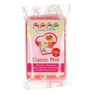 FunCakes Marsepein Classic Pink 250g