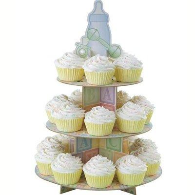 Wilton Cupcake Stand Kit Baby Feet