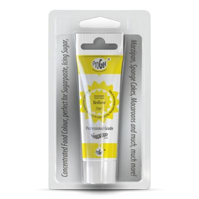 RD ProGel Concentrated Colour - Yellow - Blisterpack