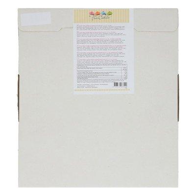 FunCakes Frosty Sheets A4 pk/25
