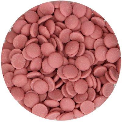 Funcakes Ruby Chocolade Melts 250g