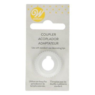 Wilton Standaard Adaptor/Coupler Carded