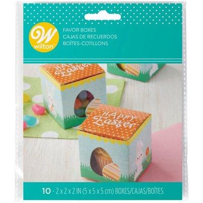 Wilton Mini Treat Boxes Egg pk/10