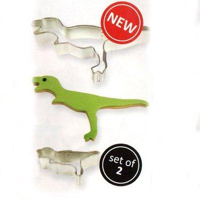 PME Cookie Cutter Dinosaur set/2