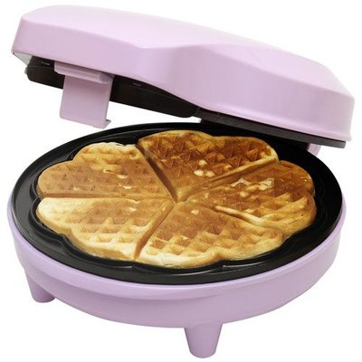 Bestron Sweet Dreams - Hartjes Wafel IJzer