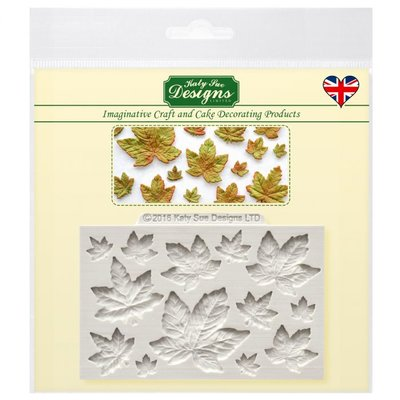 Katy Sue Mould Maple Leaves