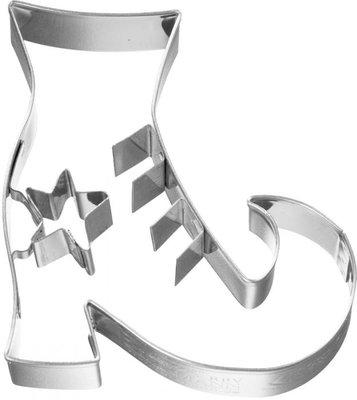 Birkmann Witch's boot cookie cutter 6,5cm