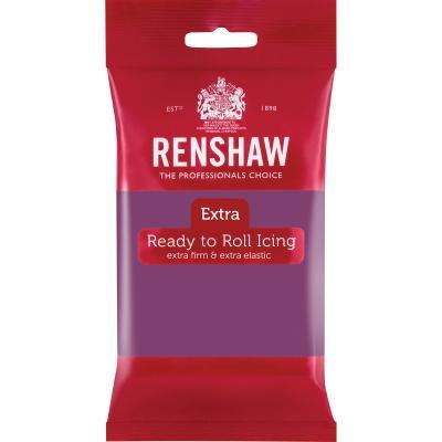 Renshaw Rolfondant Extra 250g Deep Purple