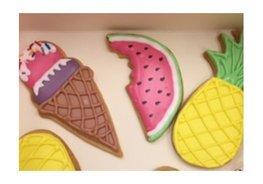 Mini workshops koekjes decoreren tijdens de zomervakantie!