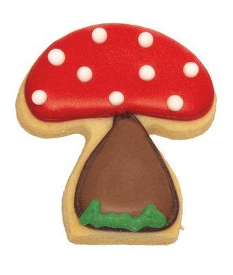 Birkmann mushroom cookie cutter 5,5cm