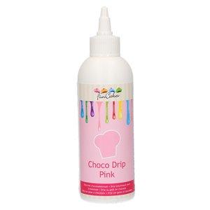 Funcakes Choco Drip Pink