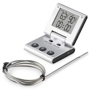 Digitale Thermometer/Timer 0 tot +250 °C