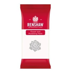 Renshaw Professional Flower & Modelling Paste- White 1kg