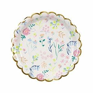 Meri Meri Wildflower Plates