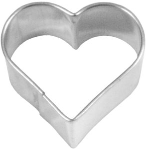 Birkmann Heart cookie cutter 5,5cm