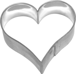 Birkmann Heart cookie cutter 4,5cm