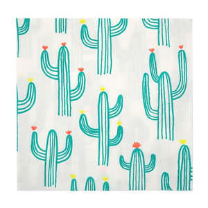 Meri Meri Cactus Servetten L 20st